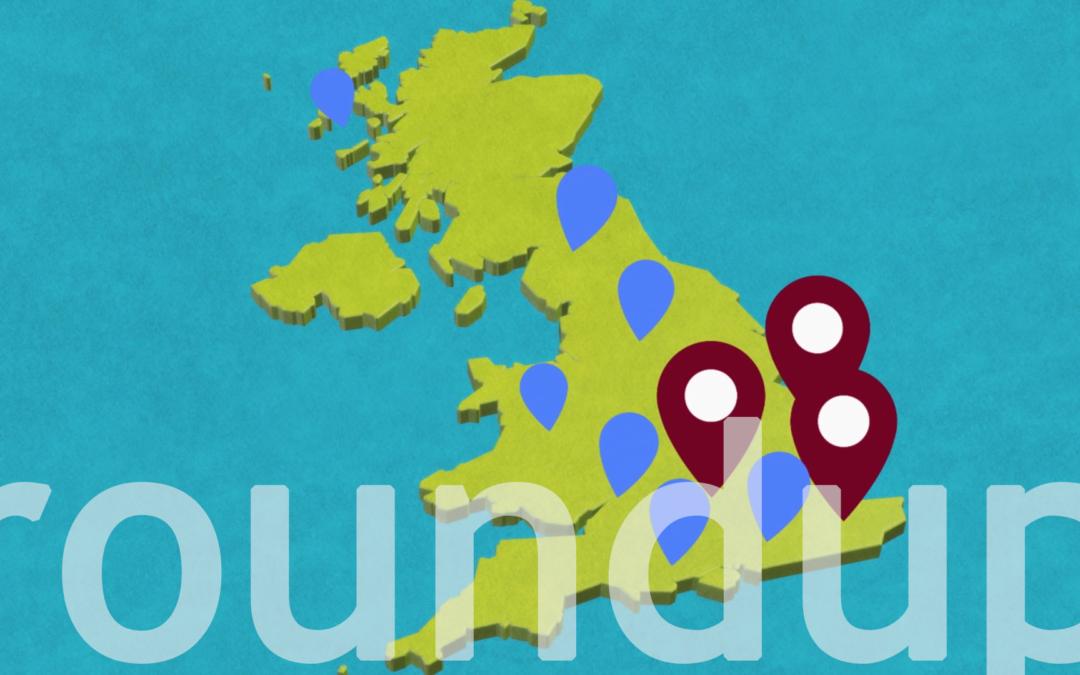 Job Roundup – 26th April