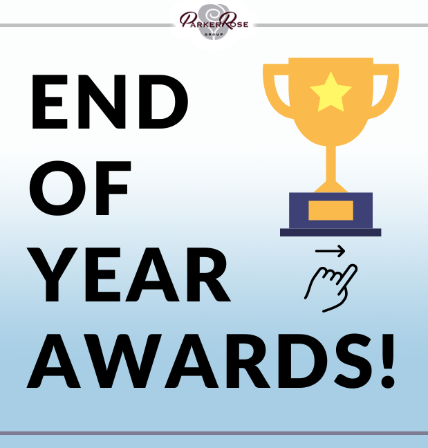 End of Year Awards 2020