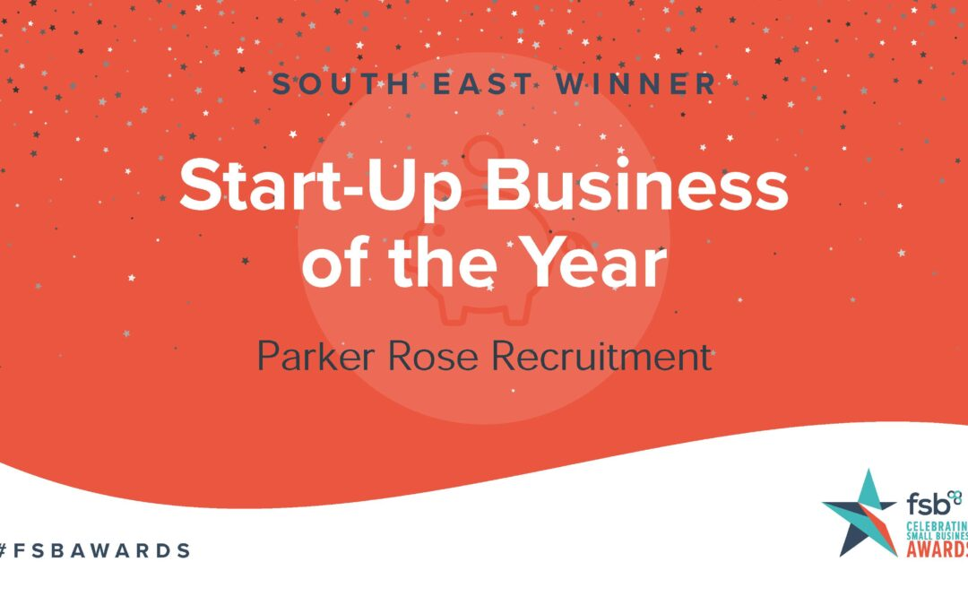 Start-Up Business of the Year 2020